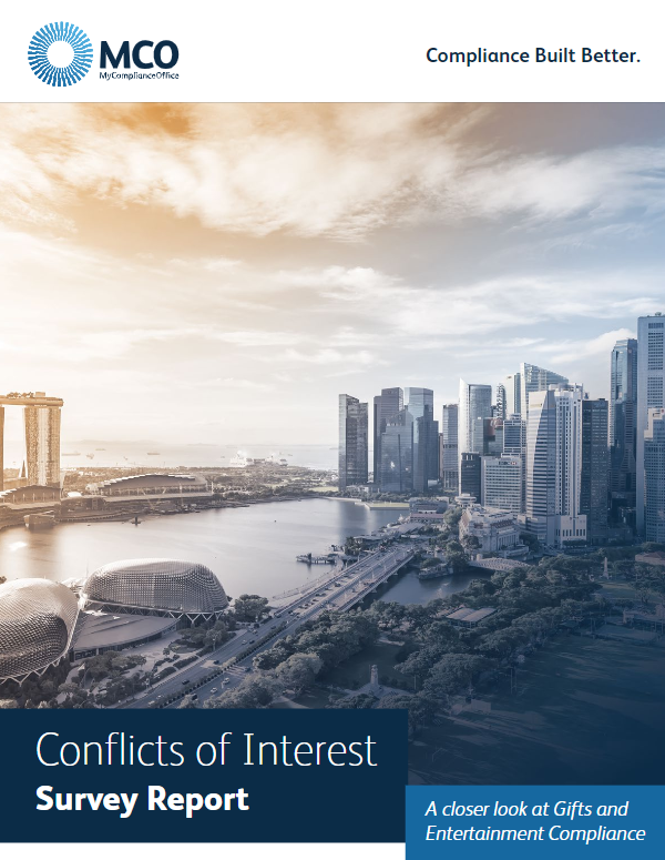 Conflicts of Interest Survey Report - Cover