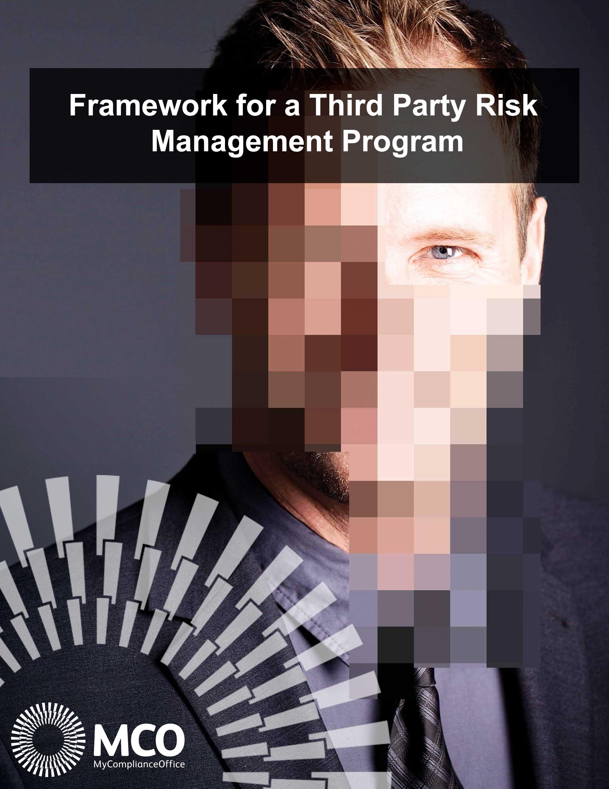 Framework-for-a-Third-Party-Risk-Management-Program