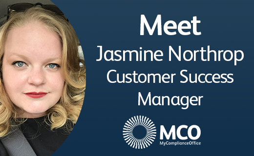 Meet Jasmine - Blog Image