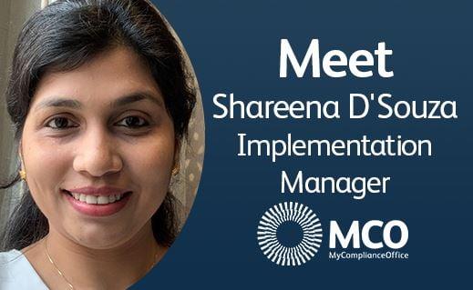 Meet Shareena DSouza - Blog Image