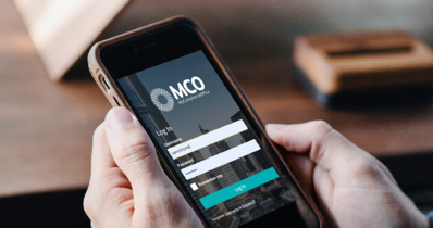 Mobile On the GO with MCO mobile app