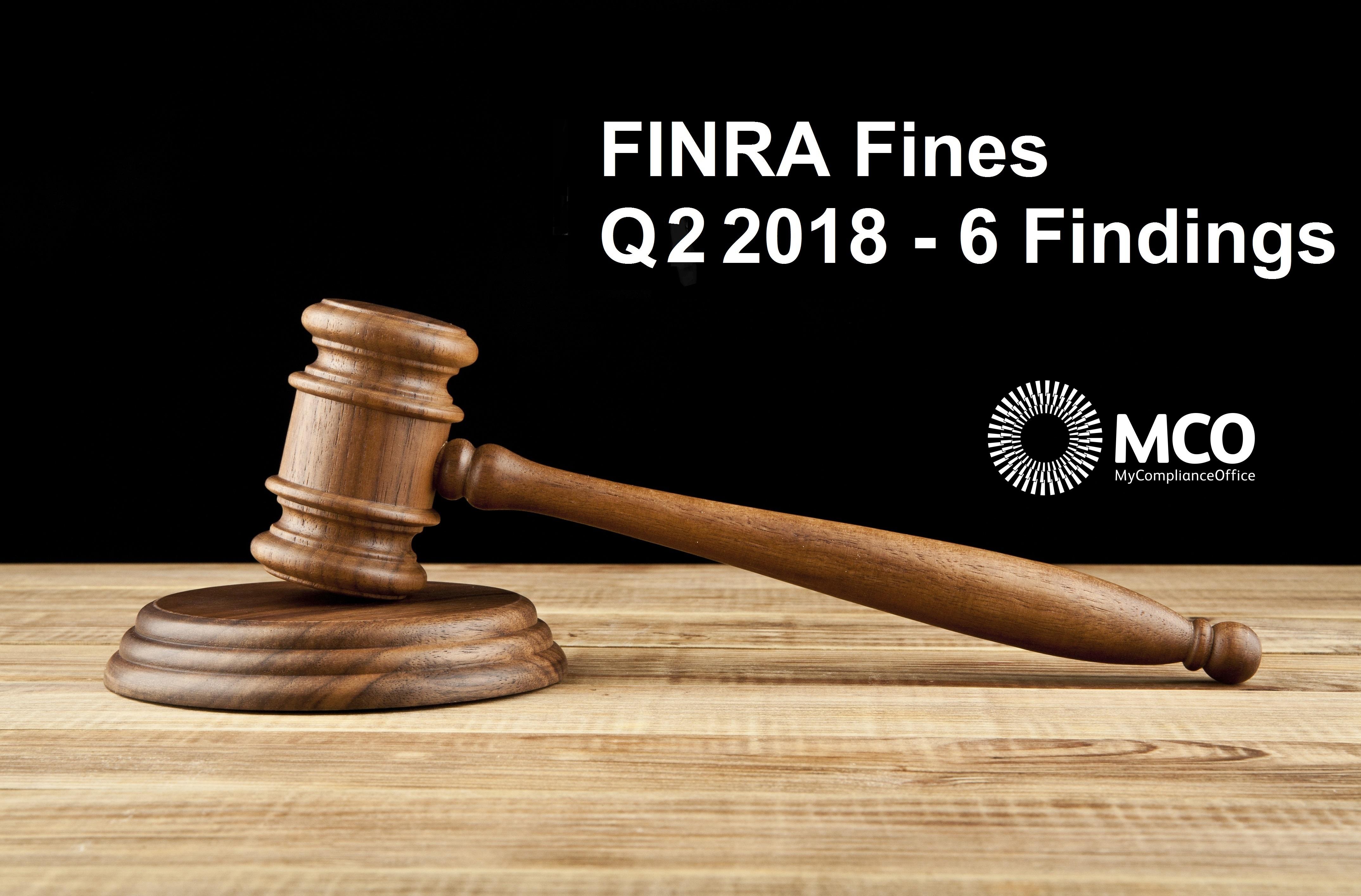 FINRA_Fines_2018 Q2