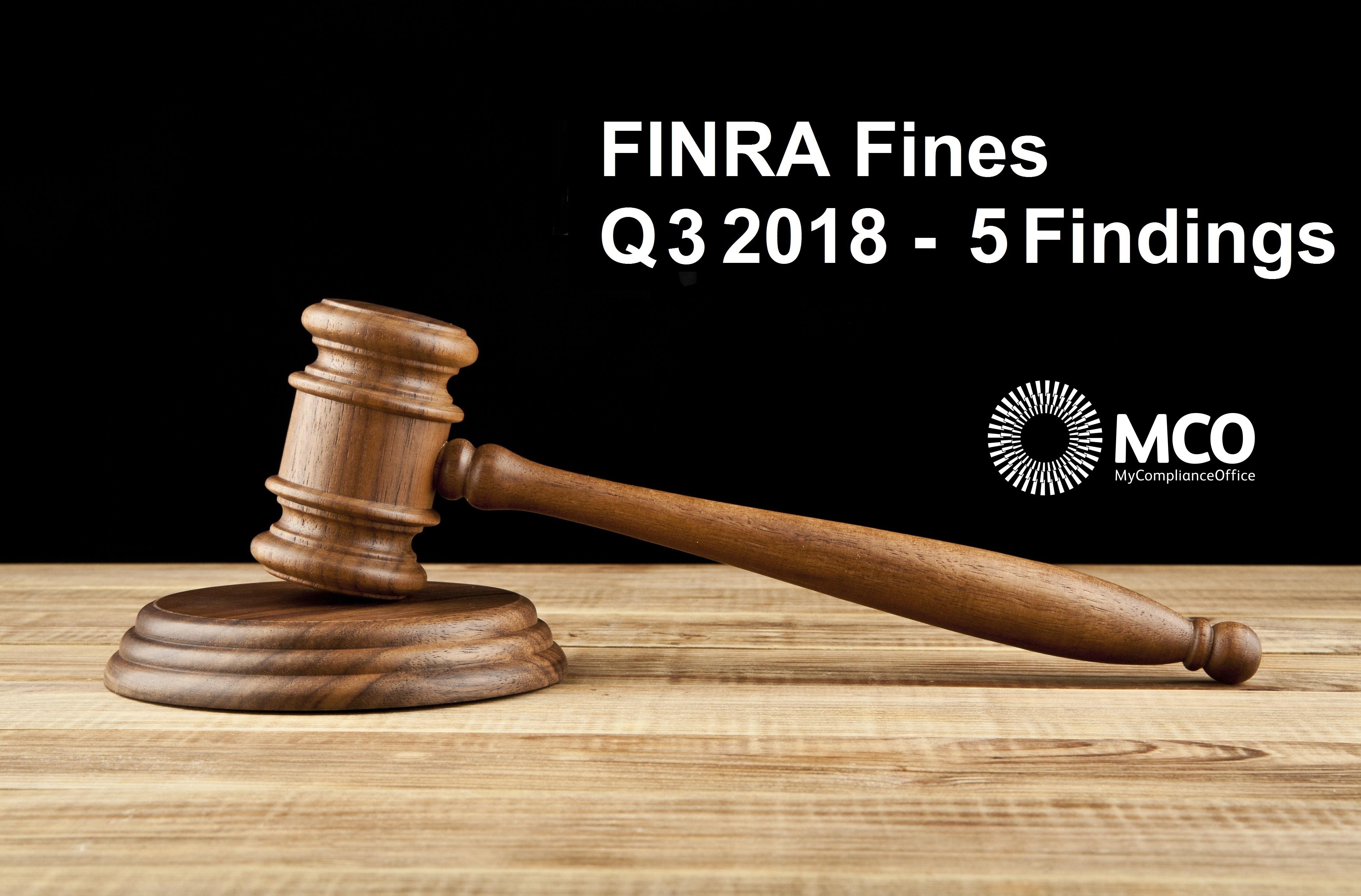 FINRA_Fines_2018 Q3