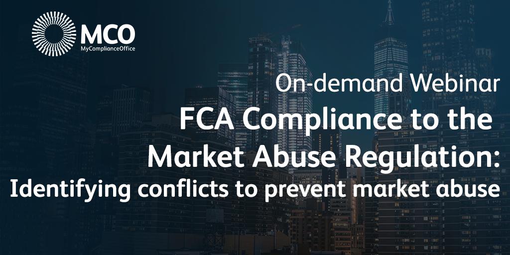 FCA-Market-Abuse-Regulation